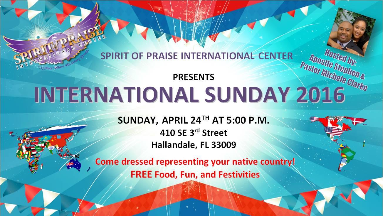 International Sunday